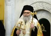 Патриарх Антиохийский Иоанн Х выразил благодарность Святейшему Патриарху Кириллу, Русской Церкви, русскому народу и российскому государству