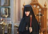 Игумения Ксения (Чернега): Главным событием жизни было и остается воцерковление