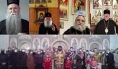 Иерархи Поместных Церквей поздравили верующих Украинской Православной Церкви с Пасхой