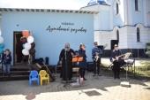 В Каменской епархии открылась православная кофейня
