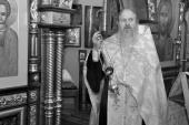 Отошел ко Господу клирик храма Благовещения Пресвятой Богородицы в Петровском парке г. Москвы протоиерей Александр Шестак