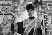 Трагически погиб клирик храма Рождества Пресвятой Богородицы в Крылатском г. Москвы протодиакон Симеон Аветисян