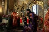 Главный секретарь Синода Болгарской Церкви возглавил престольный праздник подворья Русской Церкви в Софии