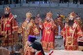 В Турове прошли торжества по случаю дня памяти святителя Кирилла, епископа Туровского