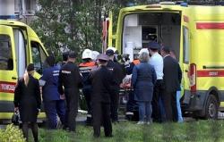 Святейший Патриарх Кирилл выразил соболезнования в связи с трагедией в Казани
