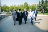 Глава Татарстанской митрополии и муфтий Татарстана навестили пострадавших детей в Детской республиканской клинической больнице