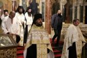Представитель Русской Православной Церкви принял участие в праздновании 68-й годовщины восстановления Патриаршества в Болгарской Церкви