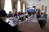 В Издательском Совете прошла конференция «Спорные вопросы истории: взгляд Церкви. К 100-летию Кронштадтского восстания 1921 года»