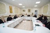 В Гомельской епархии прошла серия семинаров по реализации новой стратегии взаимодействия Белорусского экзархата и Министерства образования РБ