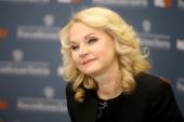 Приветствие заместителя председателя Правительства РФ Т.А. Голиковой участникам X Общецерковного съезда по социальному служению