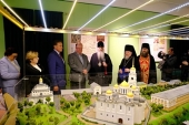В Богородице-Рождественском монастыре Владимира открылся музей благоверного князя Александра Невского