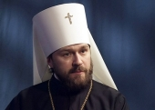 Митрополит Волоколамский Иларион: Русская Православная Церковь не хочет первенства в православном мире
