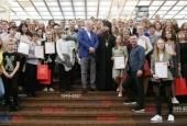 В Москве наградили победителей VIII олимпиады школьников «В начале было Слово…»