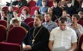 В Синодальном отделе по делам молодежи прошли секции в рамках молодежного направления Международных образовательных чтений