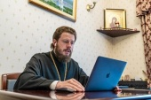 Епископ Барышевский Виктор на совещании ОБСЕ рассказал о роли СМИ в разжигании ненависти к Украинской Православной Церкви