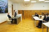 Митрополит Минский Вениамин выступил с лекцией в Белорусском государственном университете