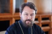 Митрополит Волоколамский Иларион: Деятельность ОВЦС можно сравнить со служением пограничников