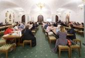 В рамках Международных образовательных чтений состоялся семинар «Приходское просвещение»