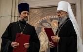Сретенская духовная академия и Саранская духовная семинария подписали договор о сотрудничестве