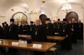 Синодальный отдел по тюремному служению провел конференцию в рамках XXIX Международных образовательных чтений