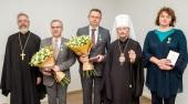 Состоялась встреча Патриаршего экзарха всея Беларуси с министром здравоохранения Республики Беларусь