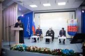 В рамках казачьего направления Международных образовательных чтений состоялась конференция, посвященная образованию подрастающего поколения