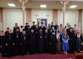 Клирики и миряне Винницкой епархии встретились с иерархами Сербской Православной Церкви