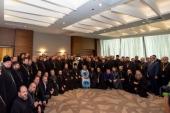 Состоялся VI Всецерковный съезд епархиальных миссионеров