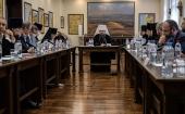 В Сретенской духовной академии состоялся круглый стол «Вакцинация: этические проблемы в свете православного вероучения»