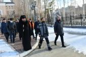 Правящий архиерей Якутской епархии освятил духовно-просветительский центр в городе Мирный