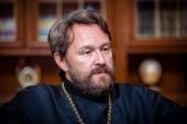 Митрополит Волоколамский Иларион: Русская Православная Церковь молится о мире в Иерусалиме