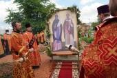 В Минске прошли торжества в честь равноапостольных Мефодия и Кирилла
