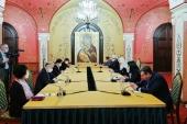 Святейший Патриарх Кирилл встретился со спикером Парламента Южной Кореи