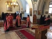 На Святой Земле совершены молебны по случаю дня тезоименитства Святейшего Патриарха Кирилла