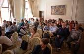 В Православном Свято-Тихоновском гуманитарном университете прошла конференция «Тридцать лет возрождения церковного искусства в России»