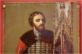 В Государственном Эрмитаже открылись постоянная экспозиция домовой церкви во имя благоверного князя Александра Невского и выставка, посвященная святому князю
