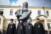 Иерарх Румынской Православной Церкви посетил Киевскую духовную академию