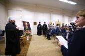 В Харькове открылась выставка церковного искусства, посвященная 100-летию со дня рождения митрополита Никодима (Руснака)