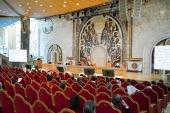 Под председательством Святейшего Патриарха Кирилла проходят заседания второго дня работы пленума Межсоборного присутствия