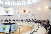 Ответственный секретарь Синодального комитета по взаимодействию с казачеством принял участие в обсуждении перспектив казачьего образования в России