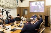Представитель Синодального комитета по взаимодействию с казачеством принял участие в презентации проекта «Электронная библиотека казачества»