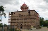 Государственный секретарь Венгрии по делам религий посетил место строительства православного храма в Хевизе
