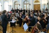 В Санкт-Петербургском епархиальном управлении представлена духовная опера «Александр Невский»