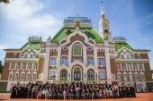 Тамбовская духовная семинария получила свидетельство о государственной аккредитации двух направлений подготовки