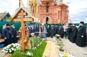 В первую годовщину со дня кончины митрополита Варнавы (Кедрова) в Чувашской митрополии молитвенно почтили память архипастыря