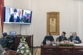Состоялись VIII Валаамские образовательные чтения, посвященные 800-летию благоверного князя Александра Невского