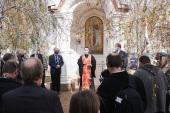В годовщину окончания Англо-бурской войны на приходе прп. Сергия Радонежского в ЮАР прошли памятные мероприятия