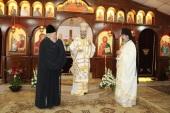Митрополит Гор Ливанских Силуан направил поздравление по случаю 75-летия основания подворья Русской Церкви в Ливане