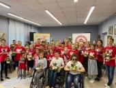 В Сергиевом Посаде прошел X Открытый инклюзивный фестиваль «Пасхальная радость»