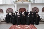 В Благовещенском монастыре Нижнего Новгорода отметили 800-летие обители